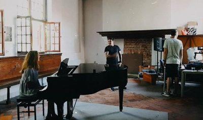 Muziekschool Zeeland in opnames Wij Zijn de Stad