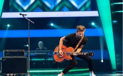 Big Band nieuws: Dax Hovius wint The Voice Kids
