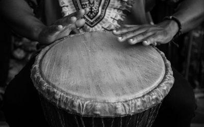 Djembe, Samba en Doundoun