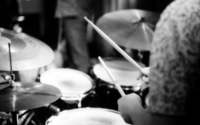 Drums – t/m 18 jaar