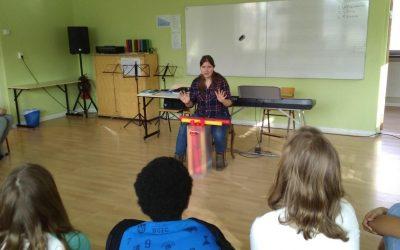 Leerkrachten inspireren om vol enthousiasme meer muziek te maken in de klas