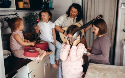 Family Music Contest