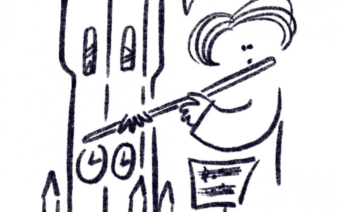 Verzet: 3 juli IFSB dwarsfluitdag van Muziekschool Zeeland
