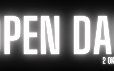 Open dag 2 oktober